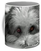 Coton Eyes Coffee Mug