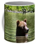 Doggy Paddle Coffee Mug