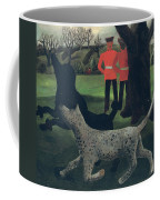 Dogs At Play Coffee Mug