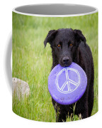 Dogs For Peace Coffee Mug