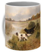 Dogs On The Scent Coffee Mug