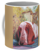Dog's Portrait No 1 Coffee Mug