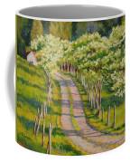 Dogwood Allee Coffee Mug