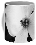 Dogwood Black And White 2 Coffee Mug