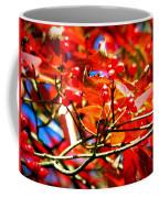 Dogwood In Autumn Coffee Mug