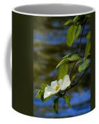 Dogwood On The Merced Coffee Mug
