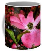 Dogwood Shows Pink Coffee Mug