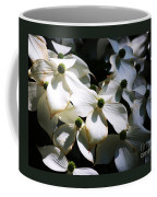 Dogwoods Caught In Central Park Coffee Mug