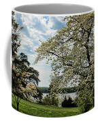 Dogwoods In Summer Coffee Mug