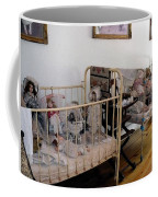 Doll Cribs Coffee Mug