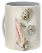 Doll With Tea Cup Coffee Mug