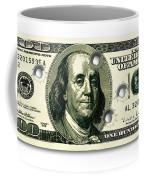 Dollar Drive By Coffee Mug