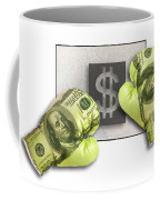Dollar Gloves-1 Coffee Mug