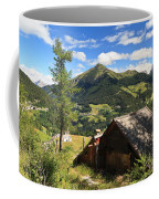 Dolomites - Cordevole Valley Coffee Mug