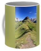 Dolomites - Crepa Neigra Coffee Mug
