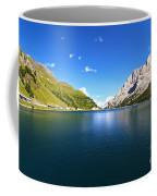 Dolomites - Fedaia Lake  Coffee Mug