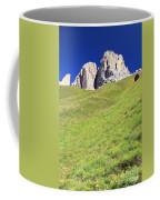 Dolomites - Grohmann Peak Coffee Mug
