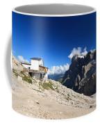 Dolomites -pale San Martino Group Coffee Mug