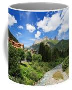 Dolomiti - Avisio Stream Coffee Mug