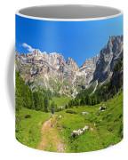 Dolomiti - Contrin Valley Coffee Mug