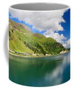 Dolomiti - Fedaia Lake Coffee Mug