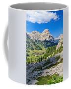 Dolomiti - High Badia Valley Coffee Mug