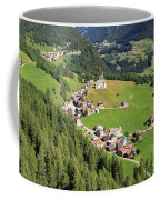 Dolomiti - Laste Village Coffee Mug