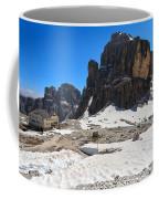 Dolomiti - Pisciadu Peak Coffee Mug