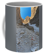 Dolomiti - Val Setus Coffee Mug