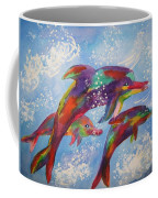 Dolphin Playjourney Coffee Mug