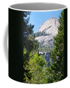 Dome Next To Half Dome Seen From Yosemite Valley-2013 Coffee Mug