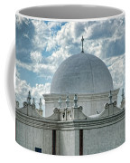 Dome Of San Xavier - Tucson Az Coffee Mug