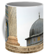 Dome Of The Rock Close Up Coffee Mug
