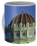 Dome Top Of Carousel House Asbury Park Nj Coffee Mug
