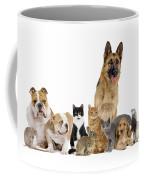 Domestic Mammal Pets Coffee Mug
