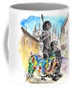 Don Quijotes New Pet Coffee Mug