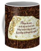 Donna's Special Message Coffee Mug