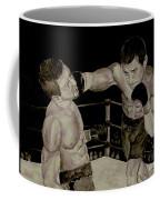 Donovan Boxing Coffee Mug