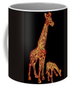 Don't Eat My Initials Coffee Mug