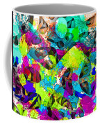 Dont Fall On The Road 3d Abstract I Coffee Mug