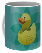 Don't Give A Rubber Duck Coffee Mug