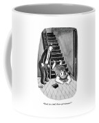 Don't Just Stand There - Get Witnesses! Coffee Mug