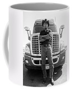 Don't Mess With My Truck Coffee Mug