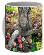 Don't Sit Under The Apple Tree With Anyone Else But Me Coffee Mug