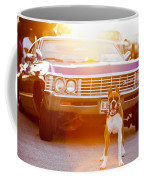 Don't Touch My Ride Coffee Mug