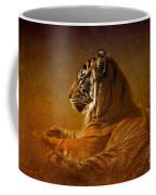 Don't Wake A Sleeping Tiger Coffee Mug