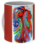 Dont Worry  Be Happy Coffee Mug