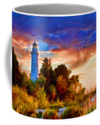 Door County Cana Island Wisp Coffee Mug