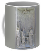 Door Detail Cathedral Siena Coffee Mug