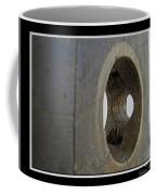 Door Knob Hole I Coffee Mug